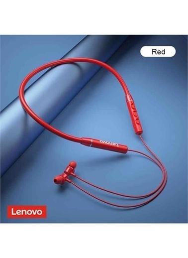 Lenovo Toys Go Green Qe03 Manyetik Sporcu Koşu Tere Dayanıklı Bluetooth Kablosuz Kulak İÇi Kulaklık Renksiz